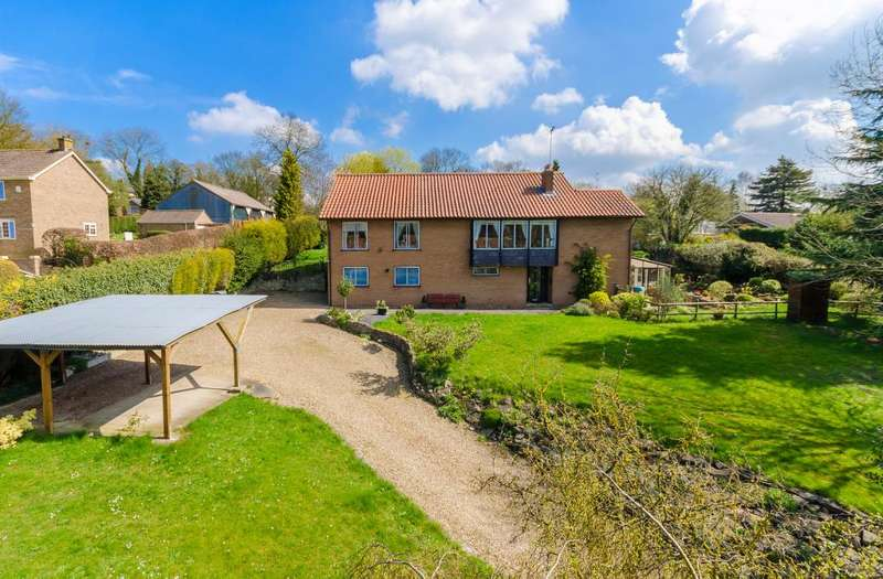 4 Bedrooms Detached House for sale in High Street, Ropsley, Grantham, Lincolnshire, NG33