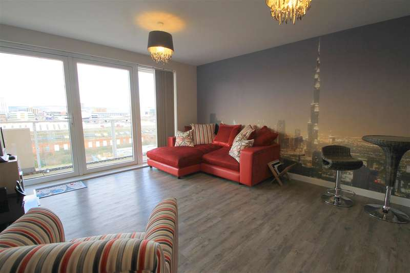 1 Bedroom Property for sale in Hansen Court, Century Wharf, Cardiff Bay