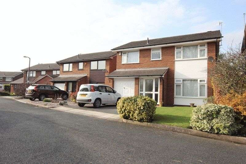 4 Bedrooms Detached House for sale in Elton Drive, Spital, Wirral
