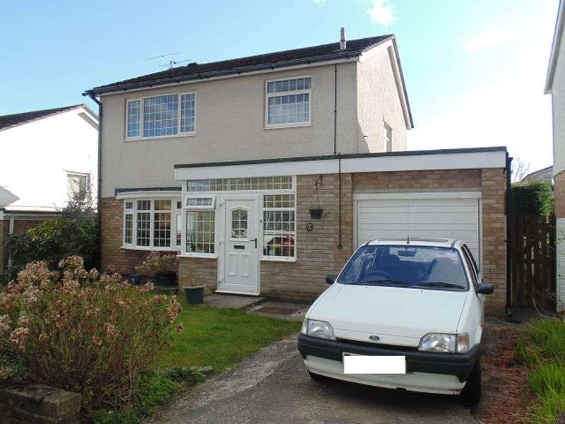 3 Bedrooms Detached House for sale in Wellington Drive, Maes Y Rhiw, Three Bedrooms