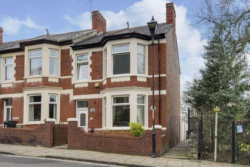 4 Bedrooms Terraced House for sale in St. Johns Road, Newport