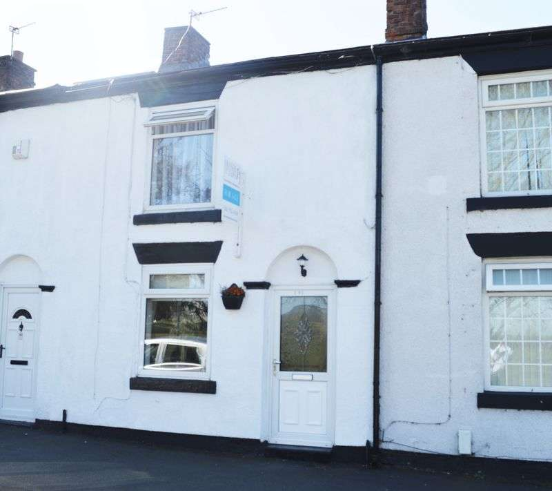 2 Bedrooms Terraced House for sale in Two Trees Lane, Haughton Green, Denton