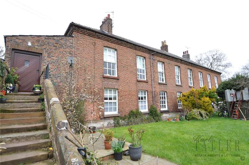 3 Bedrooms Maisonette Flat for sale in Orchard Lane, Puddington, Cheshire