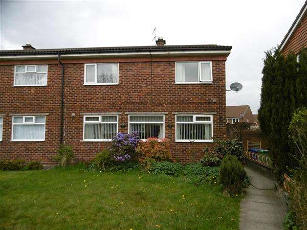 3 Bedrooms Semi Detached House for sale in Kensington Avenue, Radcliffe