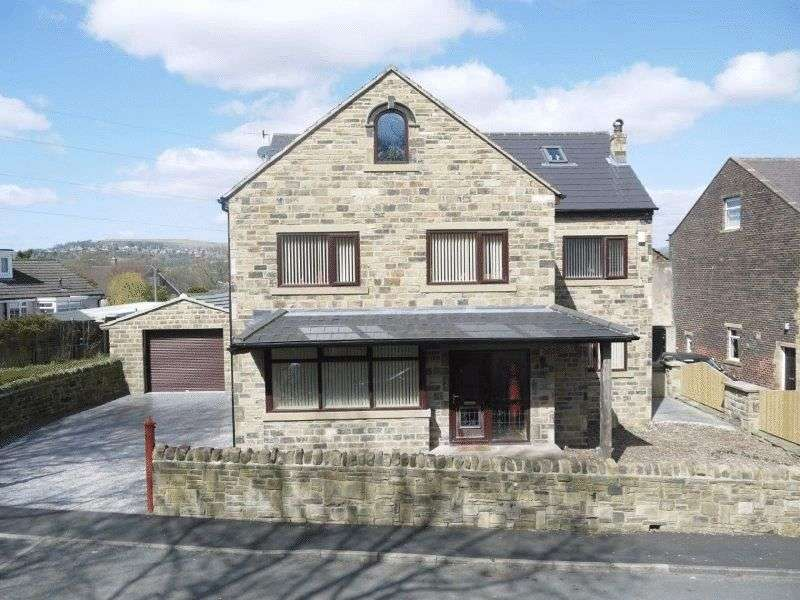 6 Bedrooms Detached House for sale in Windhill Old Road, Thackley, Bradford BD10 0SN