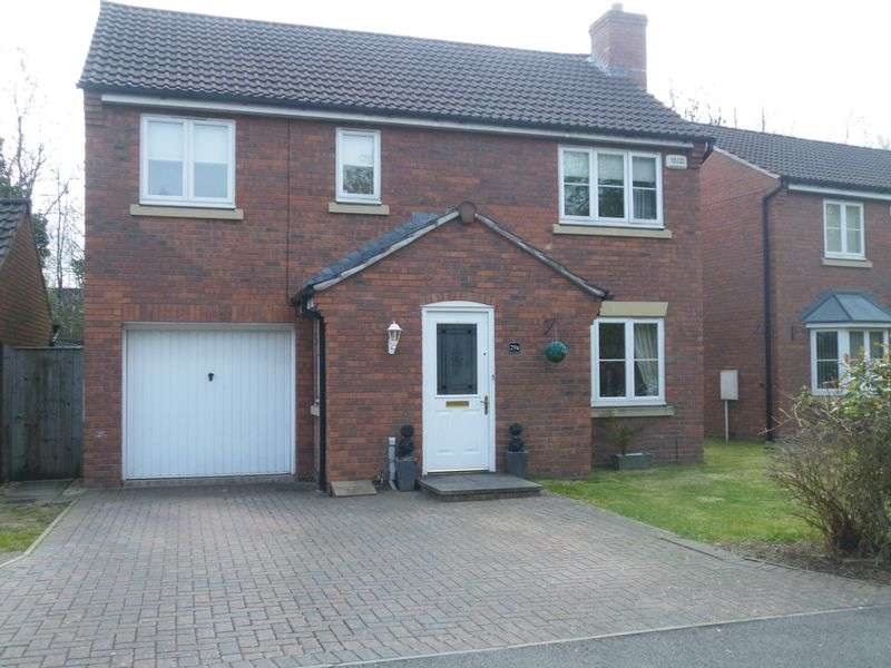 4 Bedrooms Detached House for sale in Carisbrooke Road, Hucclecote, Gloucester