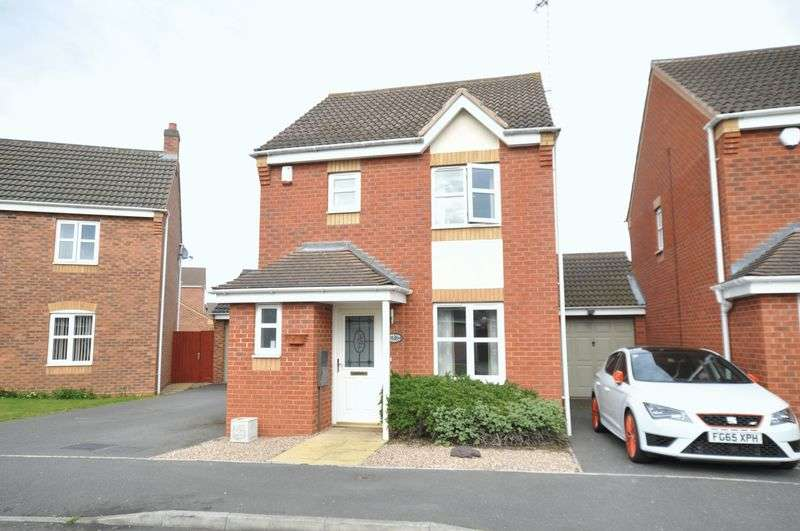 3 Bedrooms Detached House for sale in Panama Road, Horninglow