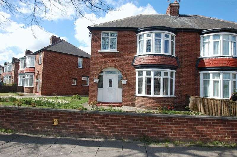 3 Bedrooms Semi Detached House for sale in Lanehouse Road, Thornaby, Stockton-On-Tees