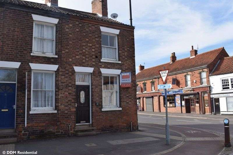 2 Bedrooms House for sale in Whitecross Street, Barton-Upon-Humber