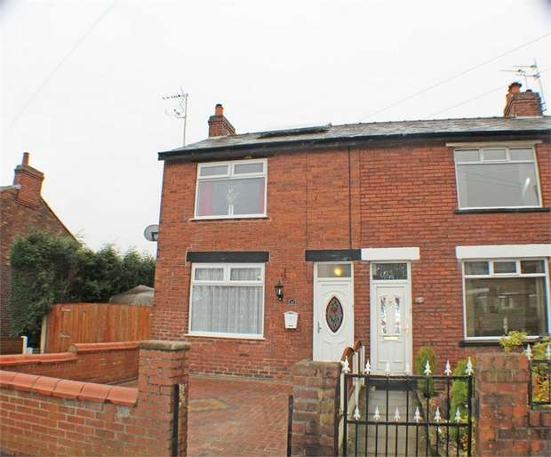 3 Bedrooms End Of Terrace House for sale in Ormskirk Road, Upholland, Skelmersdale, Lancashire