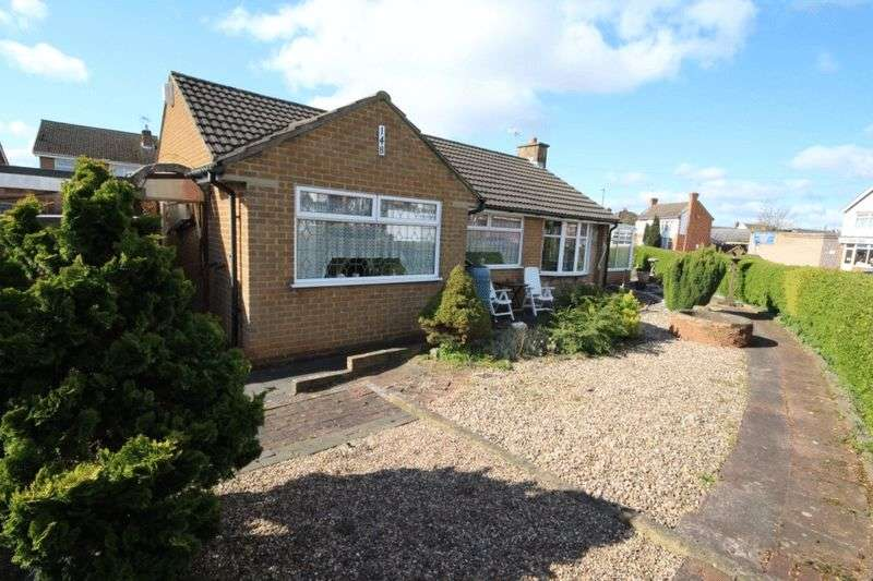 2 Bedrooms Detached Bungalow for sale in CHADDESDEN LANE, CHADDESDEN