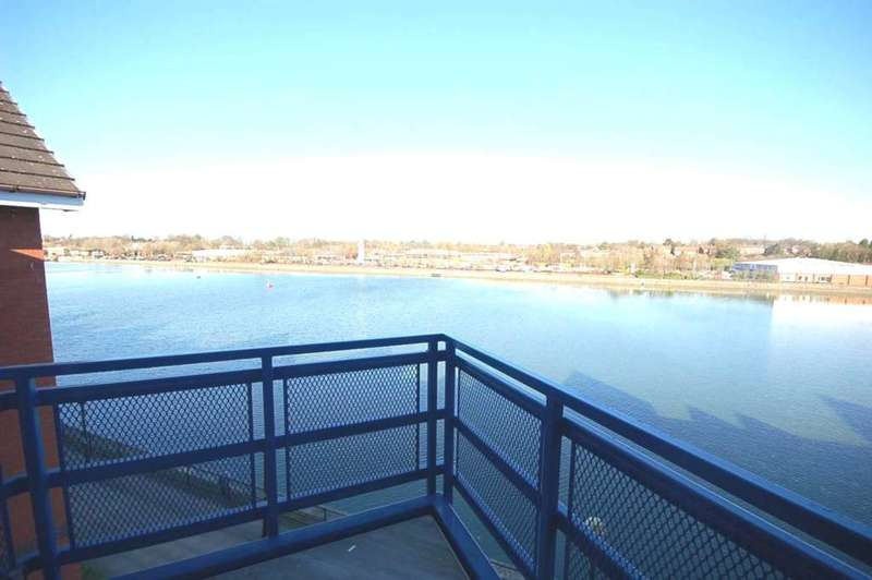 2 Bedrooms Apartment Flat for sale in Trafalgar Wharf, Ashton-On-Ribble