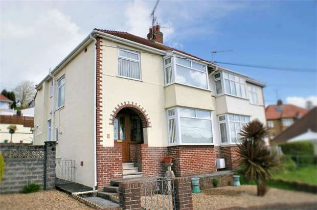 3 Bedrooms Semi Detached House for sale in Hillside, Llanelli, Carmarthenshire