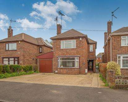 3 Bedrooms Detached House for sale in Francis Gardens, Peterborough, Cambridgeshire