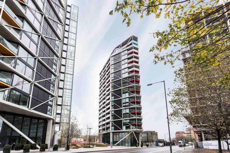 3 Bedrooms Flat for sale in Riverlight Quay, Nine Elms, SW8