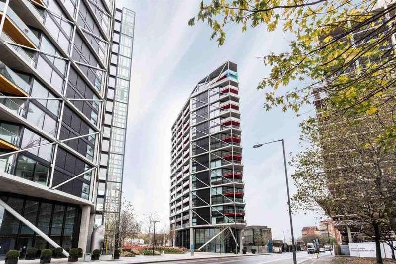 3 Bedrooms Flat for sale in Riverlight Quay, Nine Elms, SW8