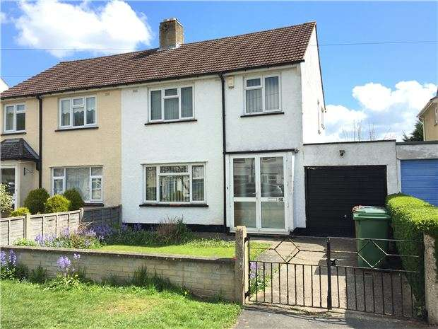 3 Bedrooms Semi Detached House for sale in Raymund Road, Marston, Oxford, OX3 0SP