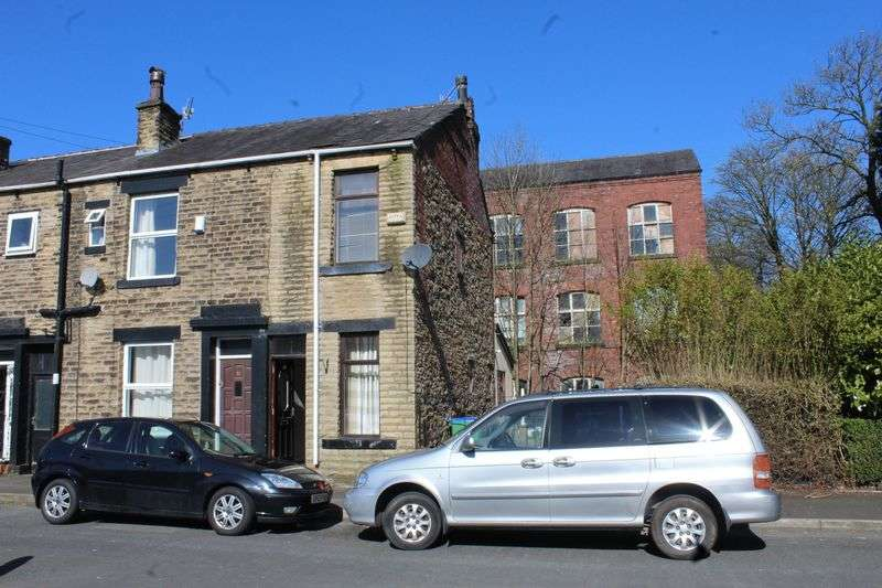 2 Bedrooms Terraced House for sale in Sale Street, Littleborough