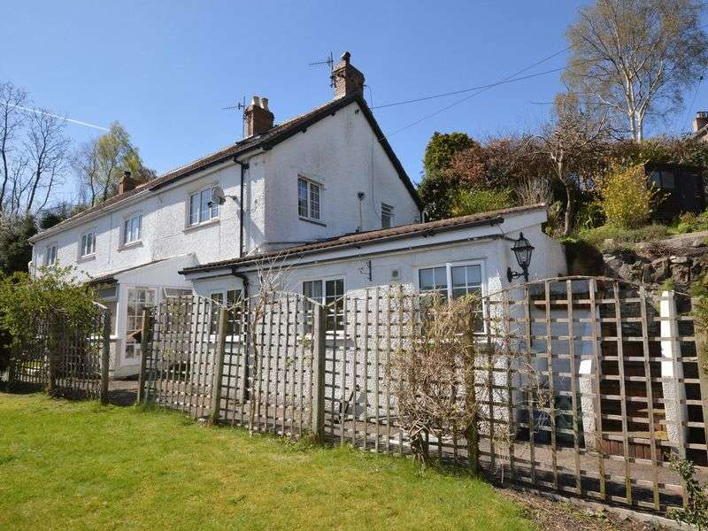 3 Bedrooms Semi Detached House for sale in Dan Y Bont, Gilwern, Abergavenny
