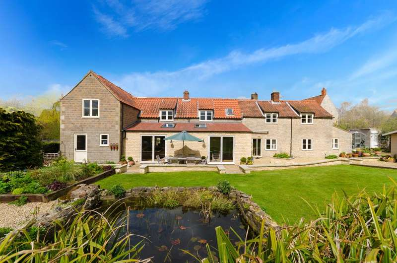 4 Bedrooms Detached House for sale in Little Humby, Grantham, Lincolnshire, NG33
