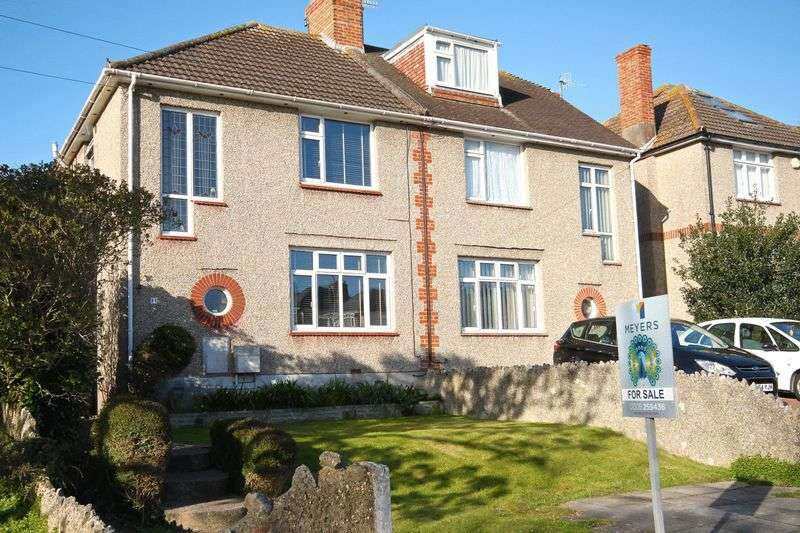 3 Bedrooms Semi Detached House for sale in St. Annes Road, Weymouth, DT4