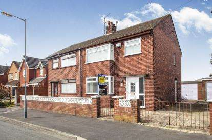 3 Bedrooms Semi Detached House for sale in Radley Street, St. Helens, Merseyside, WA9