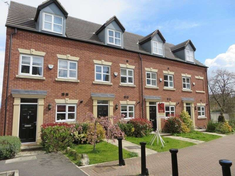 3 Bedrooms Terraced House for sale in Allen Green Close, Radcliffe, M26 3BR