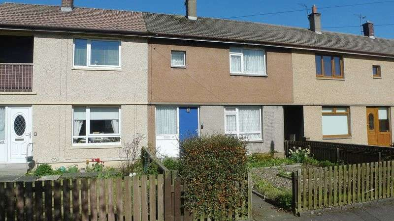 2 Bedrooms Terraced House for sale in Hugo Avenue, Coaltown of Wemyss