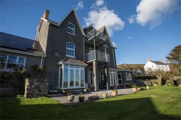 8 Bedrooms Detached House for sale in Horton, Swansea, West Glamorgan