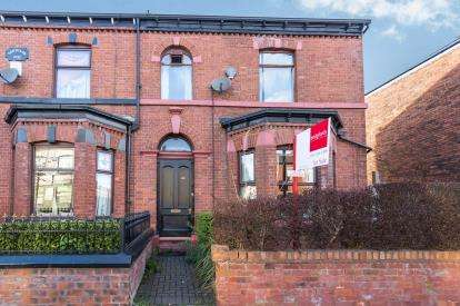 4 Bedrooms Semi Detached House for sale in Stockport Road, Ashton-Under-Lyne, Greater Manchester, Ashton