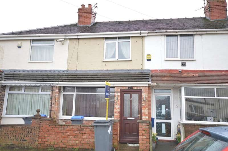 2 Bedrooms Terraced House for sale in Florence Street, Marton