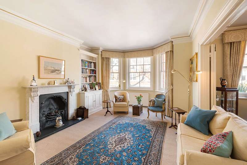 4 Bedrooms Flat for sale in Rossetti Garden Mansions, Flood Street, London, SW3