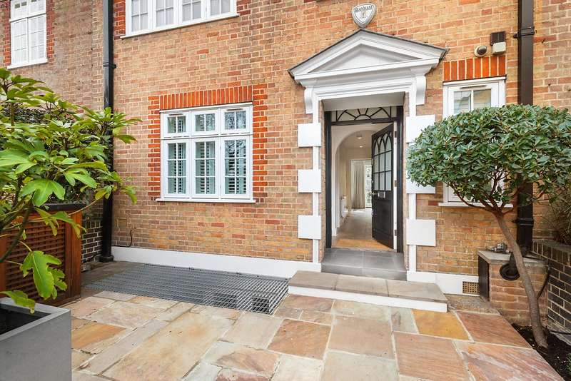 4 Bedrooms Terraced House for sale in Dovehouse Street, London, SW3
