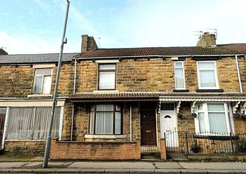 2 Bedrooms Terraced House for sale in Byerley Road