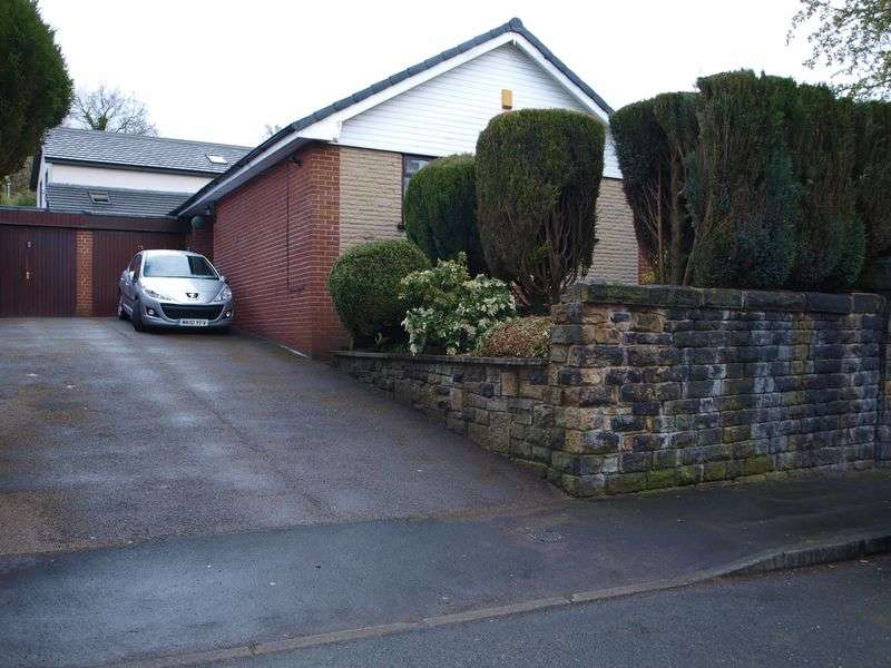 2 Bedrooms Detached Bungalow for sale in New Street, Shawclough, OL12 6NS