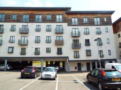 2 Bedrooms Flat for sale in Smiths Flour Mill, 71 Wolverhampton Street, Walsall, West Midlands