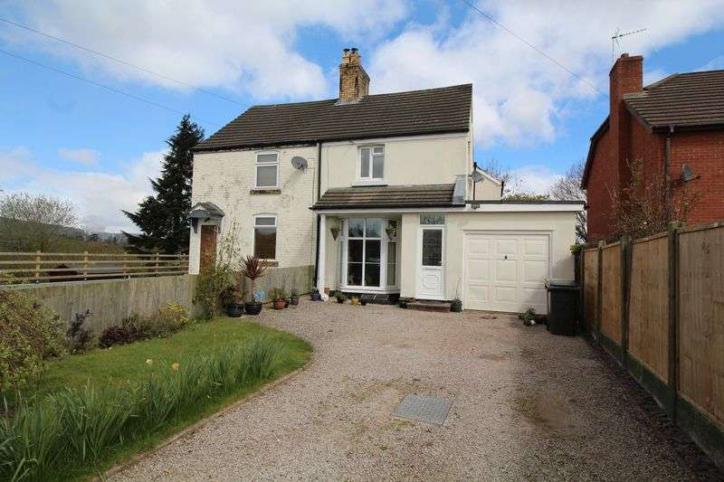3 Bedrooms Semi Detached House for sale in Oaklands Road,