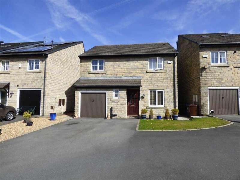 4 Bedrooms Property for sale in Hob Mill Rise, Mossley, Ashton-under-lyne