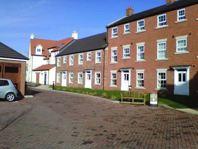 1 Bedroom Retirement Property for sale in Ancholme Mews, Brigg, DN20 8BF