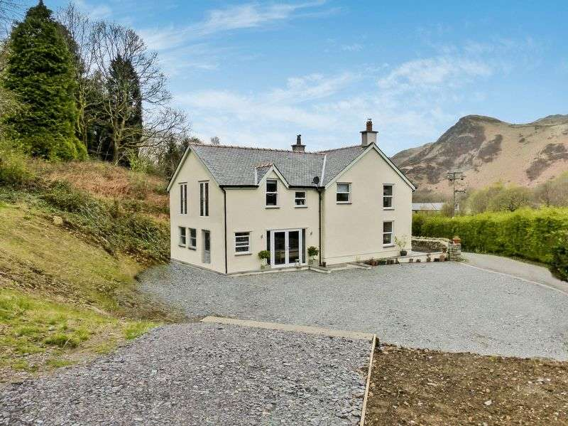 4 Bedrooms Detached House for sale in Beddgelert