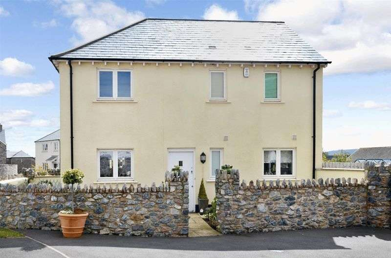 3 Bedrooms Semi Detached House for sale in Andrews Park, Stoke Gabriel, Totnes
