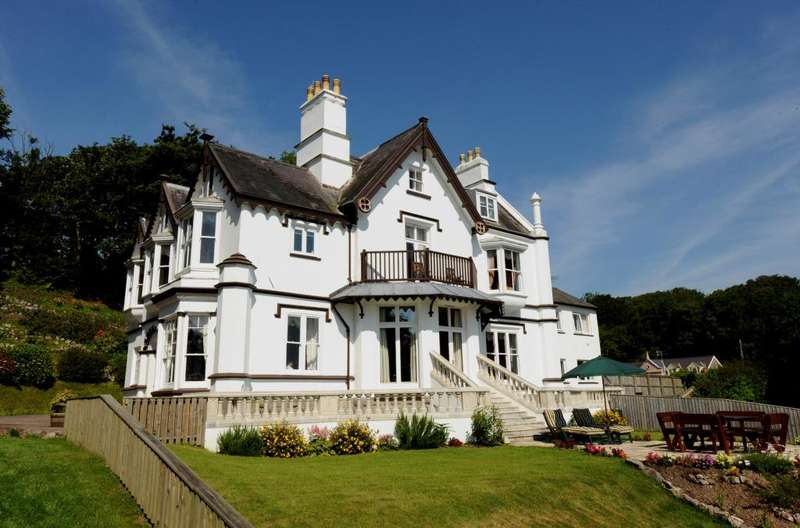 11 Bedrooms Detached House for sale in Penally Manor House, Penally, Tenby, Pembrokeshire