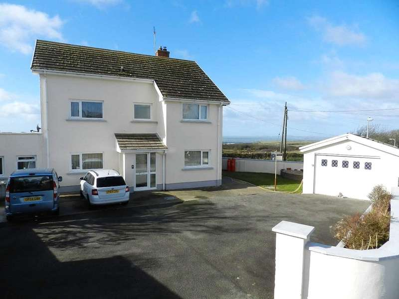 5 Bedrooms Detached House for sale in Ty Rhondda, Roch, Haverfordwest, Pembrokeshire