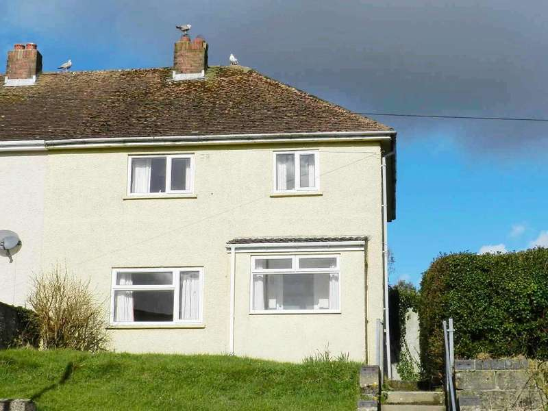 3 Bedrooms Semi Detached House for sale in Hawthorn Rise, Haverfordwest, Pembrokeshire