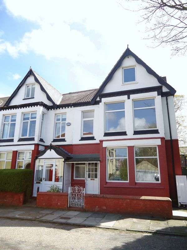 5 Bedrooms House for sale in Eastern Drive, Aigburth, Liverpool