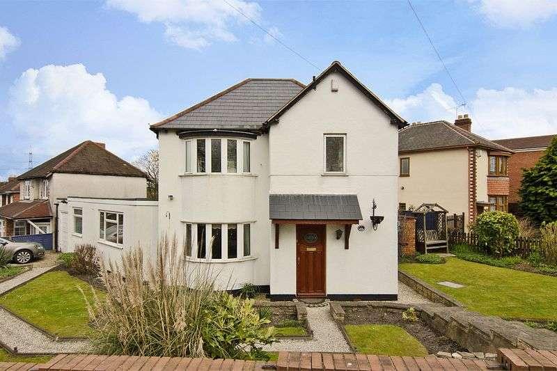 3 Bedrooms Detached House for sale in Great Bridge Road, Bilston