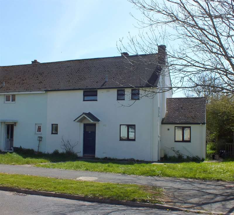2 Bedrooms Semi Detached House for sale in Gray Avenue, Manorbier, Tenby