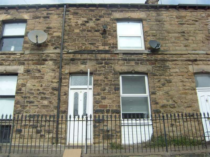 1 Bedroom Terraced House for sale in Prospect Terrace The Combs, Dewsbury