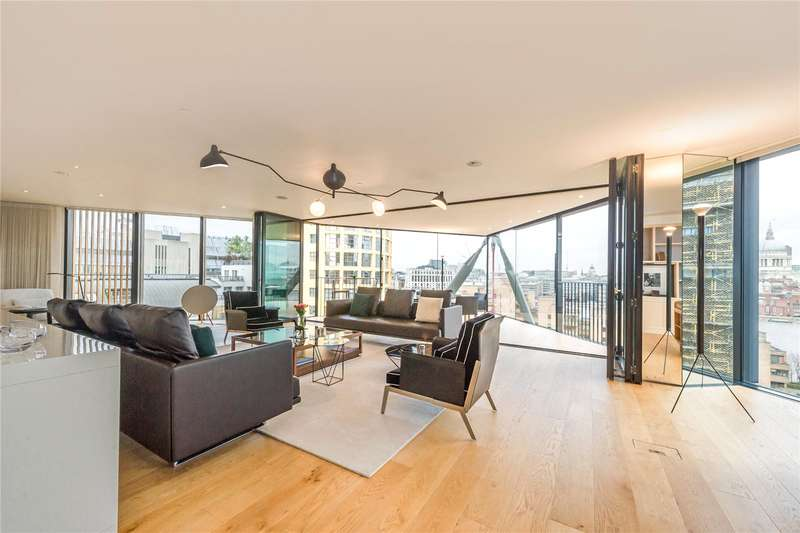 3 Bedrooms Apartment Flat for sale in Neo Bankside, Holland Street, London, SE1