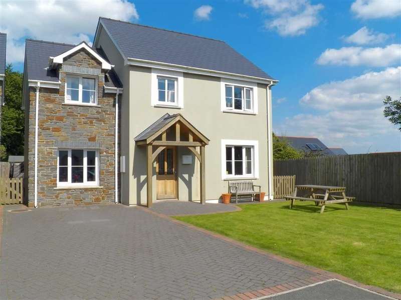 4 Bedrooms Property for sale in Meurigs Croft, Hook, Haverfordwest